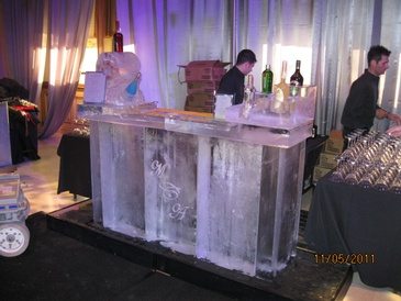 Ice Bars Martini Luges Cambridge