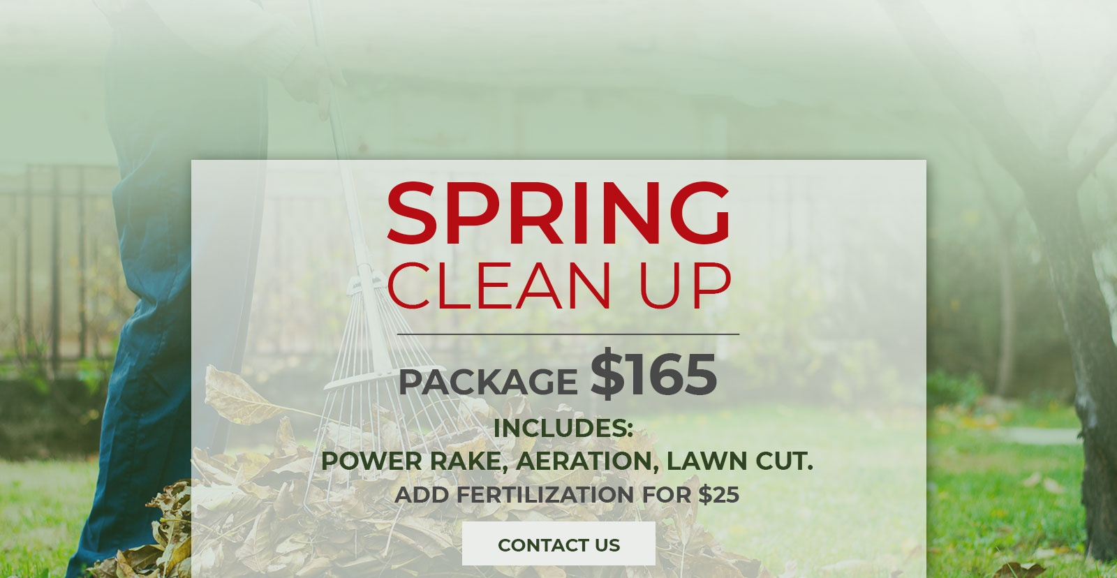 Affordable Lawn Care Calgary