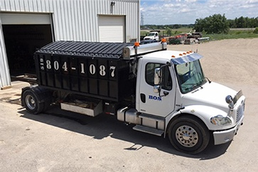 Garbage Disposal Services -  Commercial Waste Management Waterloo