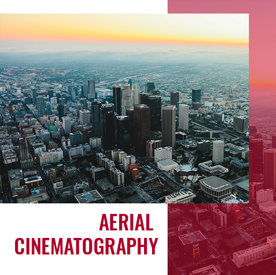 Aerial Cinematography by Sparkle Films LLC