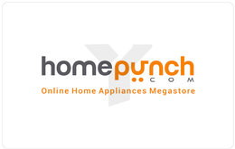 HomePunch-E-Gift-Card