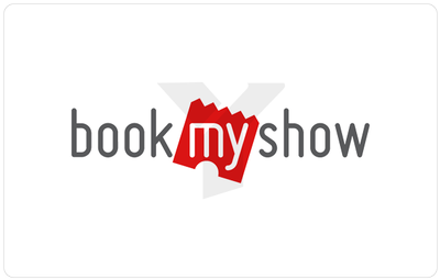 Bookmyshow-E-Gift-Card